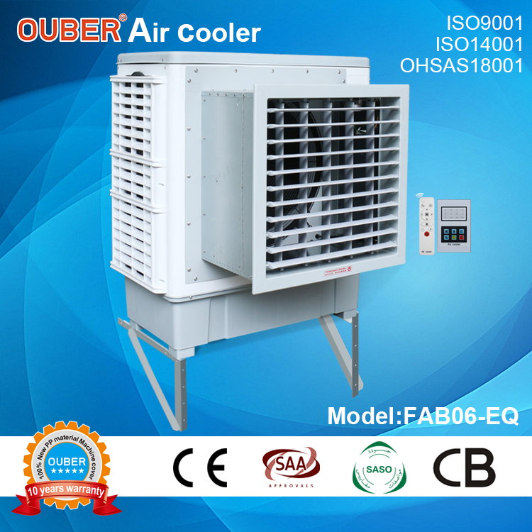 FAB06-EQ 6300 axial window type/silence design/3 sides air inlet/single phase power supply type