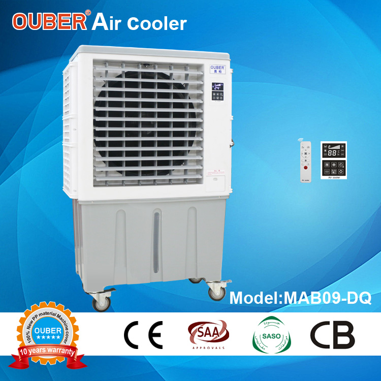 MAB09-DQ BLDC motor/8500m3/h/ smart control/touch panel/air cooler
