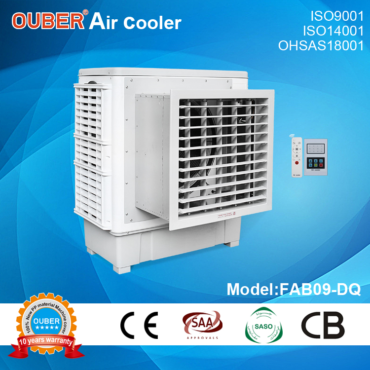 FAB09-DQ 8500 axial window type/silence design/9 sides air inlet/single phase power supply type