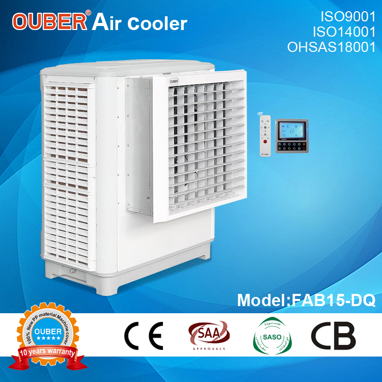 FAB15-DQ 15000 axial window type/silence design/50 sides air inlet/single phase power supply type